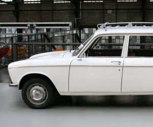 Peugeot 204 Break image #8