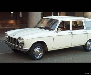 Peugeot 204 Break image #10