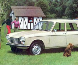 Peugeot 204 Break photo 11