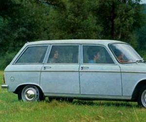 Peugeot 204 Break image #13