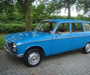 Peugeot 204 Break photo 16