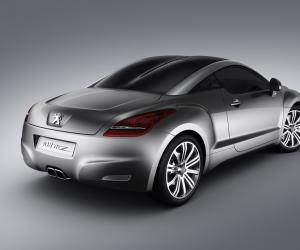 Peugeot 308 Coupe photo 8