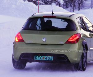 Peugeot 308 Coupe photo 12