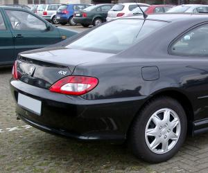 Peugeot 406 Coupé photo 1