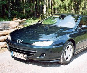 Peugeot 406 Coupé Ultima Edizione photo 2