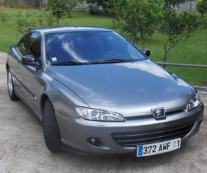 Peugeot 406 Coupé Ultima Edizione photo 6
