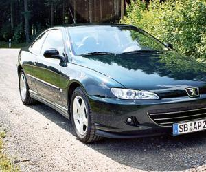 Peugeot 406 Coupé Ultima Edizione photo 8