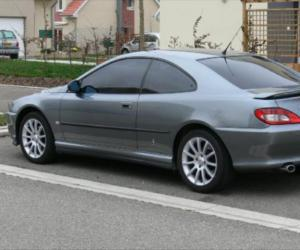 Peugeot 406 Coupé Ultima Edizione photo 9