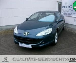 Peugeot 407 Coupé HDi FAP 135 photo 1