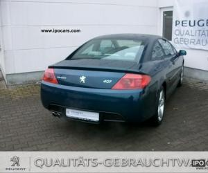 Peugeot 407 Coupé HDi FAP 135 photo 2