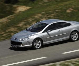 Peugeot 407 Coupé HDi FAP 135 photo 4