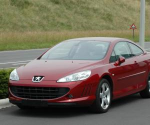 Peugeot 407 Coupé HDi FAP 135 photo 7