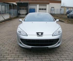 Peugeot 407 Coupé HDi FAP 135 photo 9