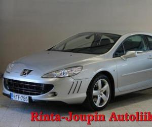 Peugeot 407 Coupé HDi FAP 135 photo 12