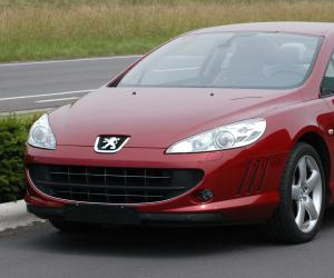 Peugeot 407 Coupe photo 1