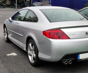 Peugeot 407 Coupe photo 3