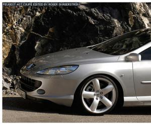 Peugeot 407 Coupe photo 5