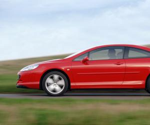 Peugeot 407 Coupe photo 11
