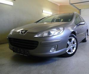 Peugeot 407 SW Business Line image #9