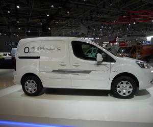 Peugeot Partner Electric photo 12