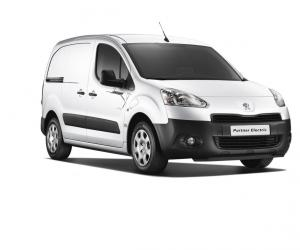 Peugeot Partner Electric photo 13