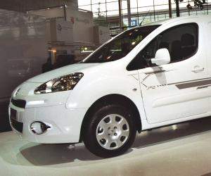Peugeot Partner Electric photo 14