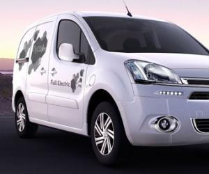 Peugeot Partner Electric photo 16