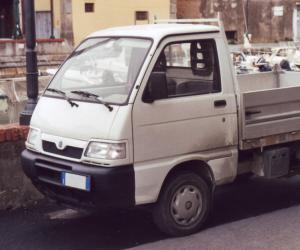 Piaggio Porter photo 1