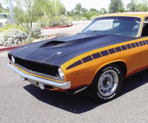 Plymouth Barracuda photo 1
