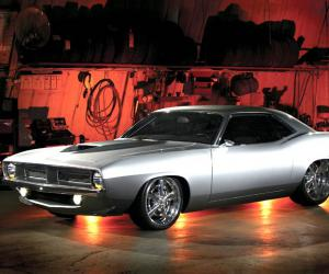 Plymouth Barracuda photo 2