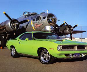 Plymouth Barracuda photo 4