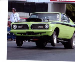 Plymouth Barracuda photo 8