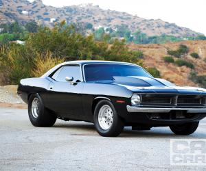 Plymouth Barracuda photo 10