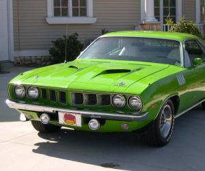 Plymouth Barracuda photo 11
