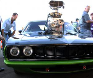 Plymouth Barracuda photo 13