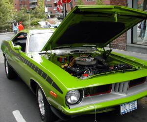 Plymouth Barracuda photo 17