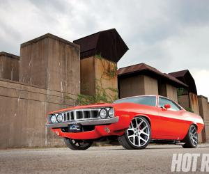 Plymouth Barracuda photo 18