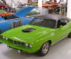 Plymouth Barracuda photo 19