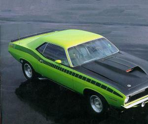 Plymouth Cuda photo 1