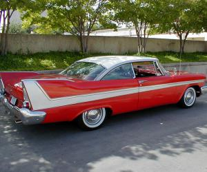 Plymouth Fury photo 5