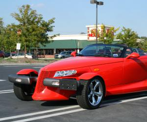 Plymouth Prowler photo 1
