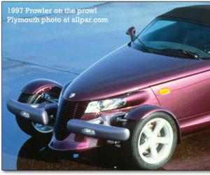 Plymouth Prowler photo 11