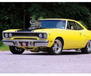 Plymouth Road Runner photo 4