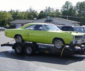 Plymouth Road Runner photo 6