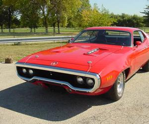 Plymouth Road Runner photo 10