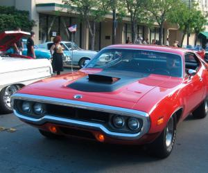 Plymouth Road Runner photo 12