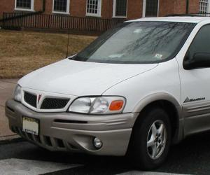 Pontiac Montana photo 5