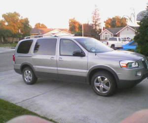 Pontiac Montana photo 10