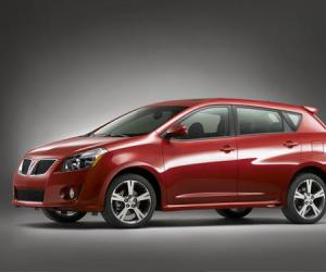 Pontiac Vibe photo 1