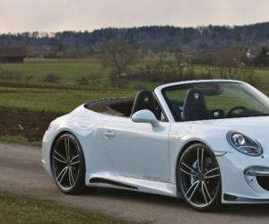 Porsche 911 Carrera S Cabrio photo 2